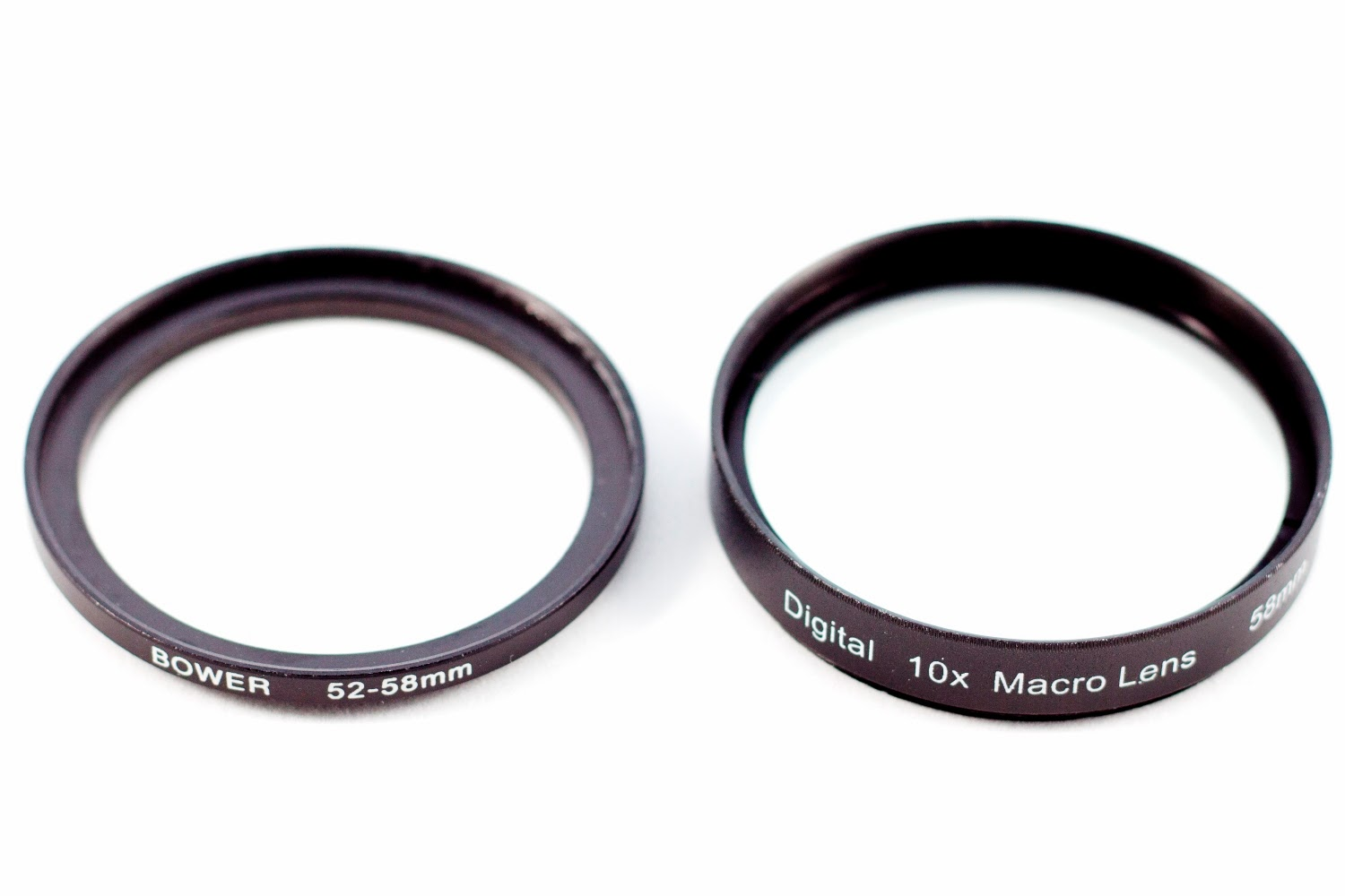 Step-Up Adapter and 10x Macro Close-Up Lens | Boost Your Photography