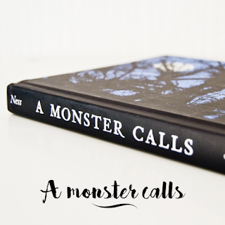 "Primer trailer de ""A monster calls"""