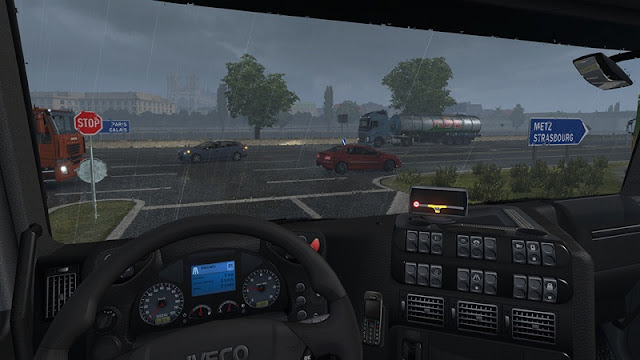 Euro Truck Simulator 2 Download Free Full Version PC Photo