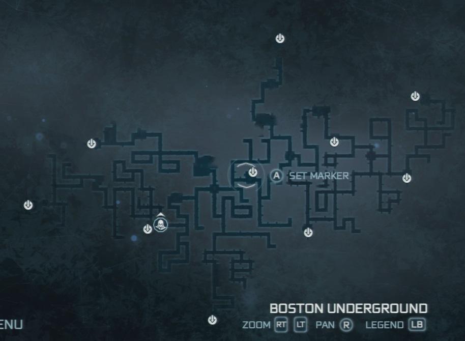 GameGuideFAQ: AC3 Boston / New York Underground Tunnel Map & Puzzle ...