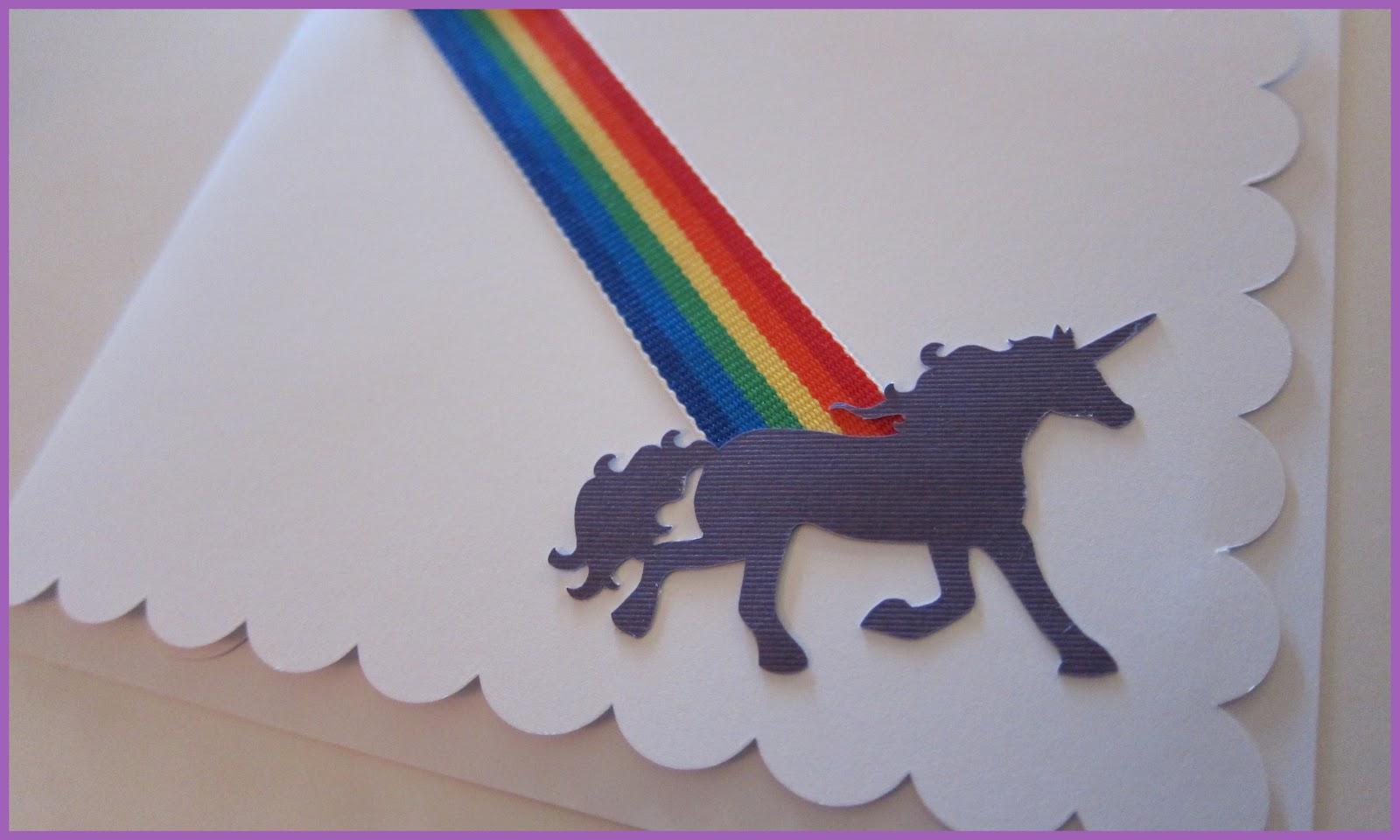 Clearly Candace Ninjas Unicorns And RainbowsOh My
