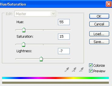Manipulasi photoshop - efek cahaya lu