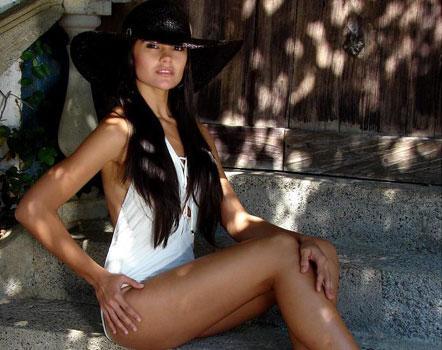 Fabiana Granados in bikini
