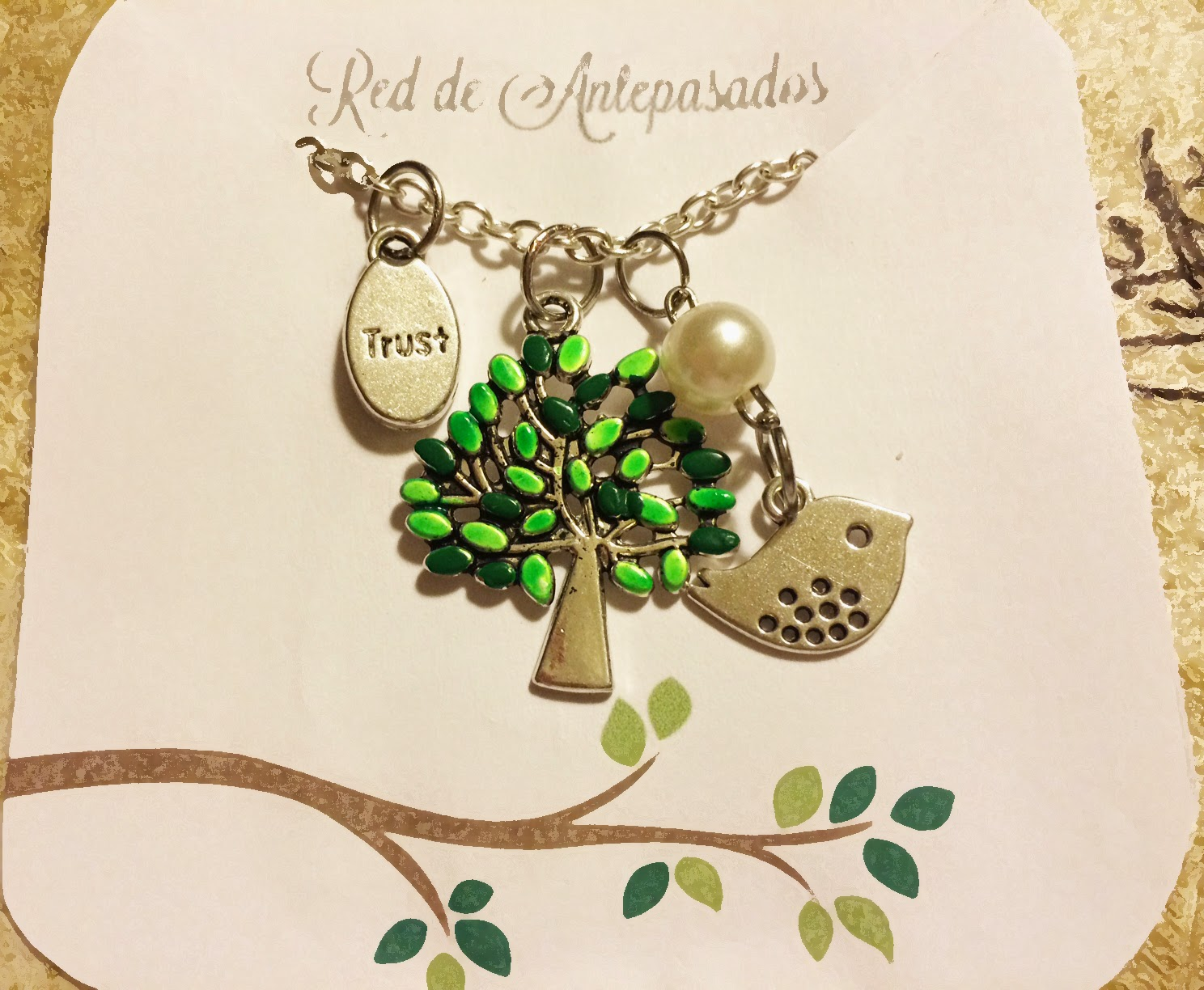 arbol familiar regalo