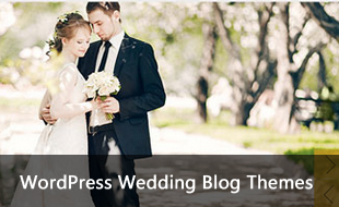 Best Three Wedding Blog Themes for Wordpress
