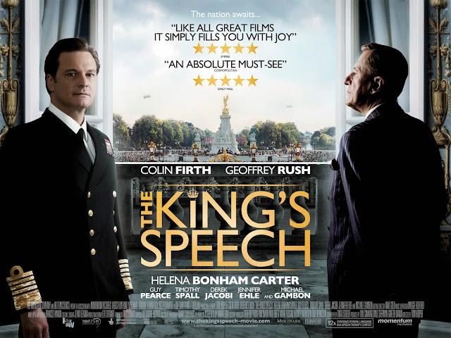 рецензия к фильму король говорит только
