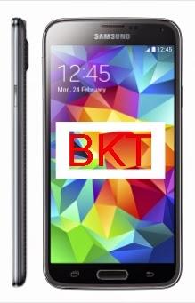 Harga dan Spesifikasi Handphone Android Samsung Galaxy S5