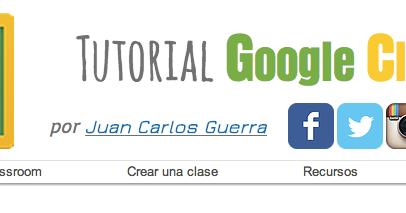 Tutorial de Google Classroom