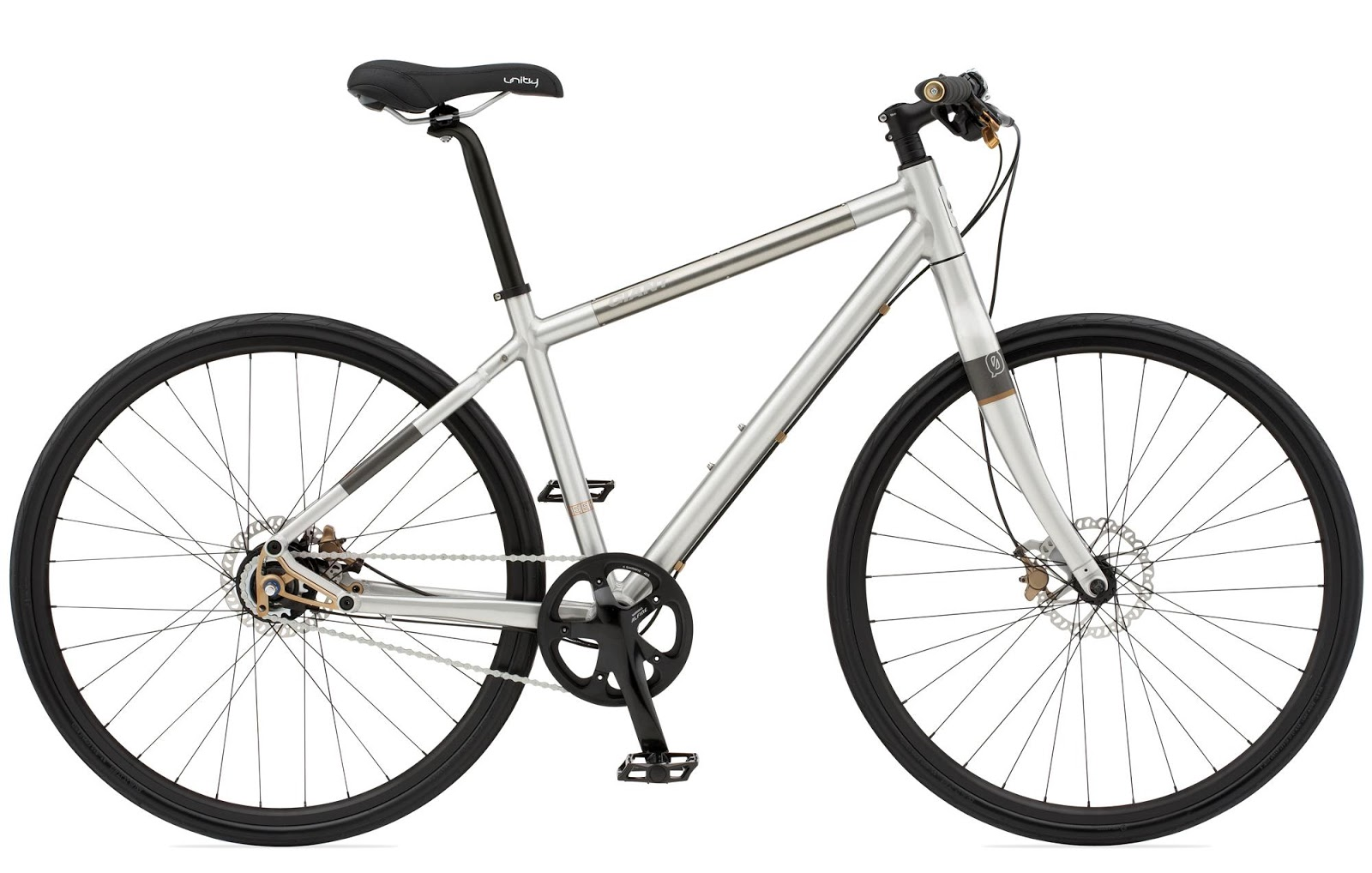 Commuter Bikes With Disc Brakes Hydraulic disc brakes