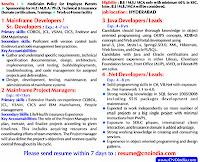 CNO IT Jobs Details