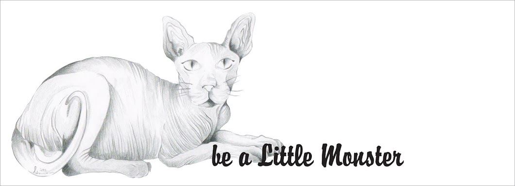 Be Little Monster ..