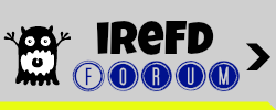 Discuss this post at the IREFD Forum