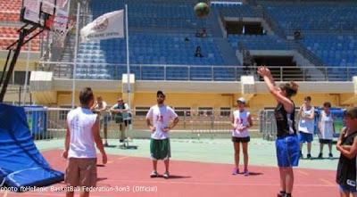 EOK | Ρεκόρ συμμετοχών αναμένεται στο 3Χ3 του Πειραιά