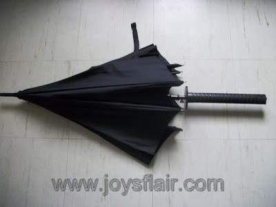 Samurai Designed Umbrella