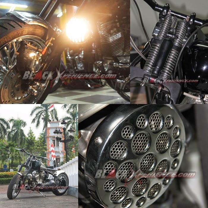 mesin modifikasi harley davidson