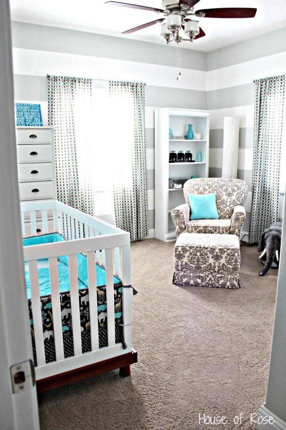 tshirts ideas grey nursery. Black Bedroom Furniture Sets. Home Design Ideas