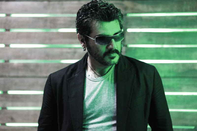 Ajith In Soolam Upcoming Telugu Movie Stills AjithSameeraBhavana In Soolam Stills movie photos