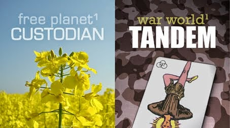 Tandem (war world #1) novel