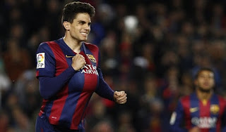 Barcelona star Marc Bartra not for sale