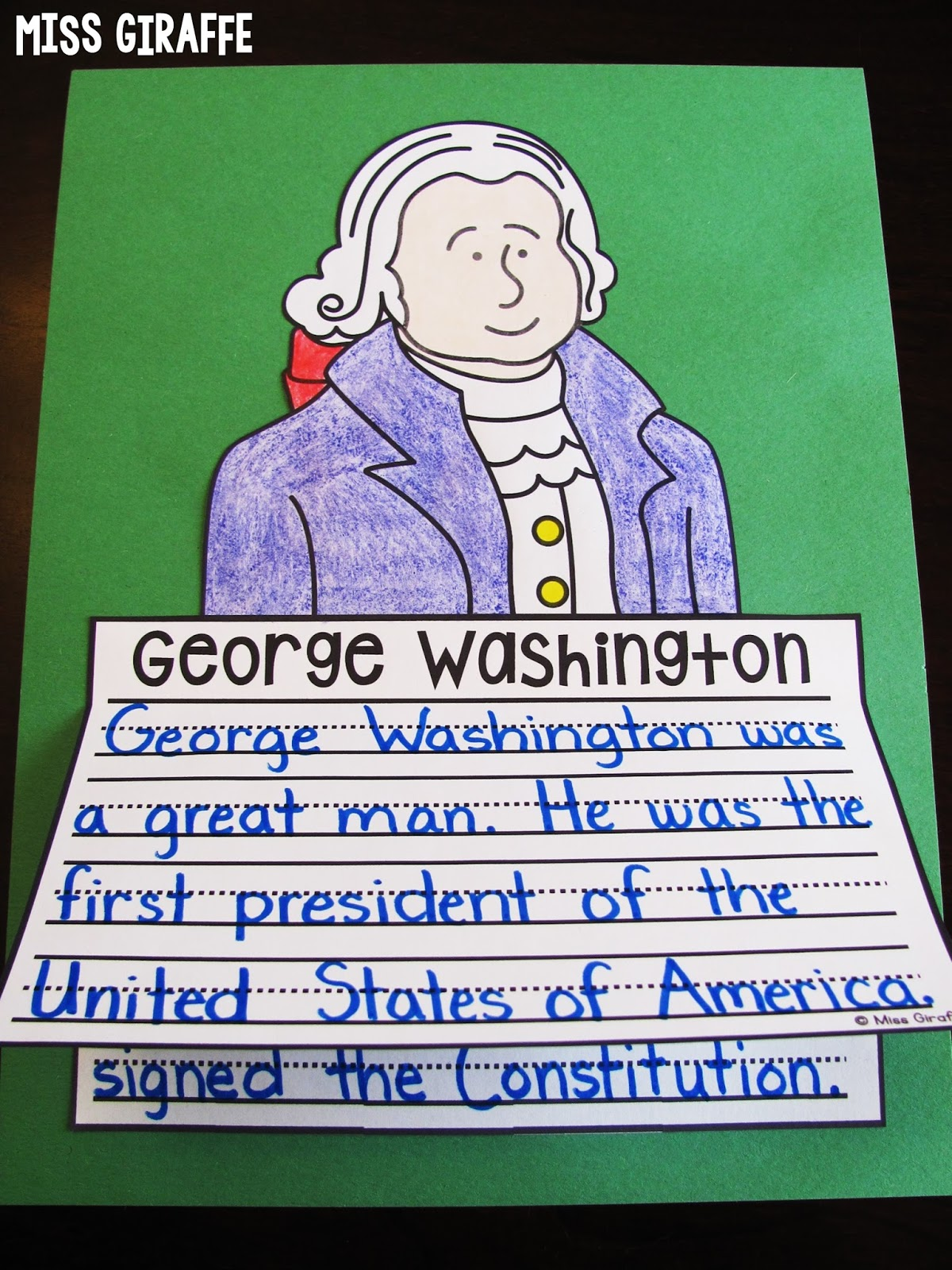 george washington 5 essay George washington: george washington, commander-in-chief of the colonial armies in the american revolution, who was later the first president of the united states.