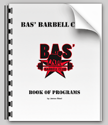 Bas' Barbell Club: Book of Programs