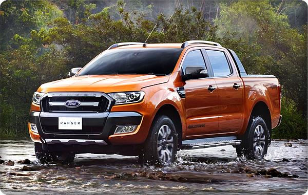 Harga Ford All New Ranger 2015 Di Thailand Dijual Mulai Rp 200 Jutaan