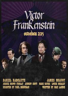 Sinopsis Film Victor Frankenstein