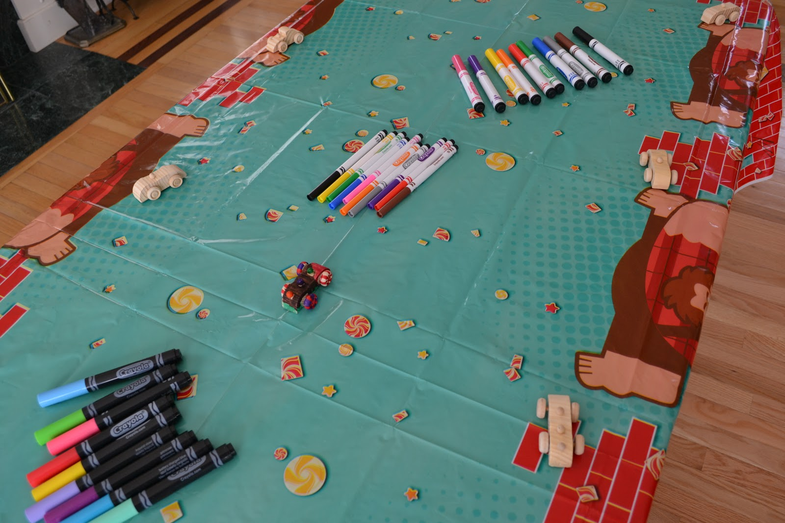 Confessions of a Supermom Wannabe: Wreck It Ralph Birthday Party