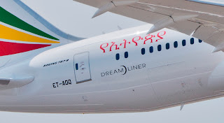 Ethiopian Airlines Seoul South Korea