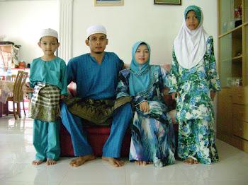 Family Kesayanganku....