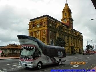 Que ver en Auckland en un dia Casa de Aduanas