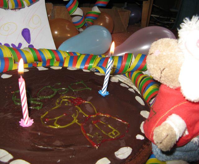 Gorilla, ärgere Dich Nicht! Am 6.Dezember 2011