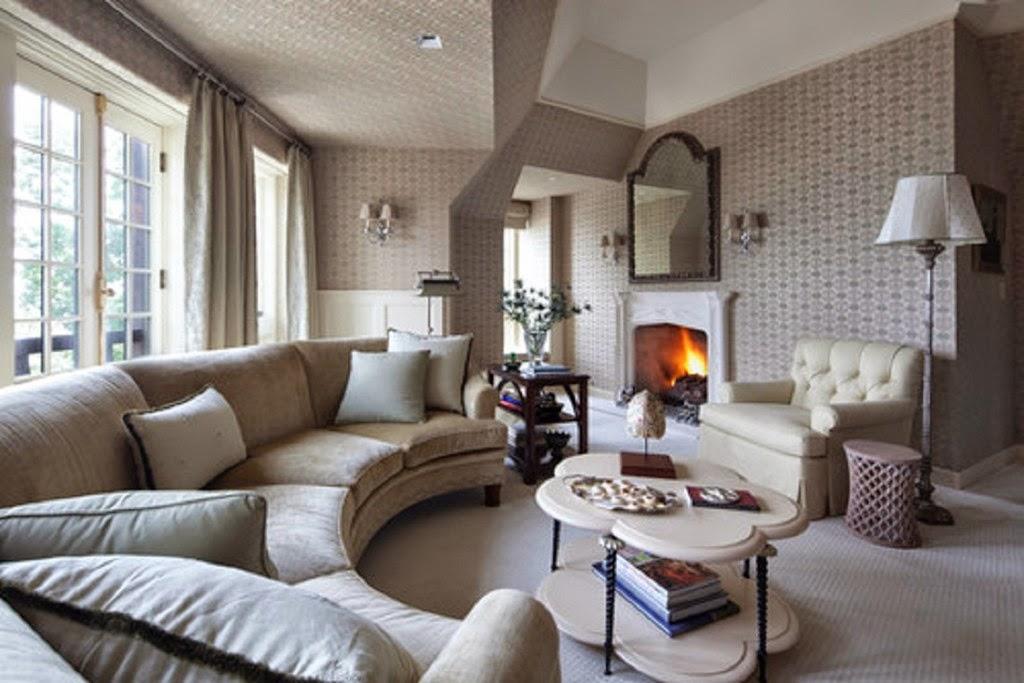 sofa ruang keluarga minimalis