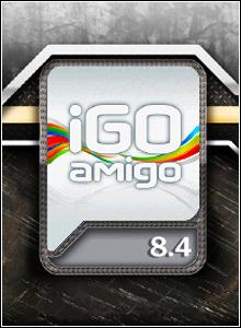 Capa GPS iGO AMIGO – Junho de 2012 Total Visual 3D Download Gratis