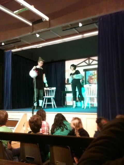Crosthwaite pantomime