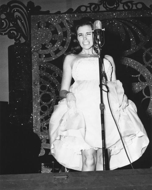 Leesh on Vintage: Inspirational Icon Monday: June Carter Cash