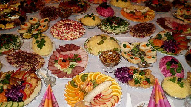 aperitiv nunta traditional