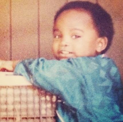 american rapper wale childhood photo
