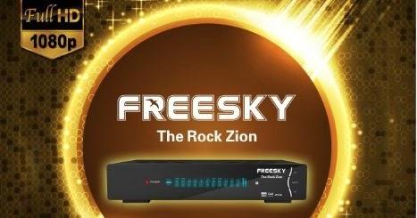 Resultado de imagem para FREESKY THE ROCK ZION