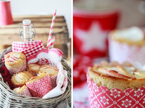 Amalie loves Denmark Herbstpicknick mit Apfelmuffins