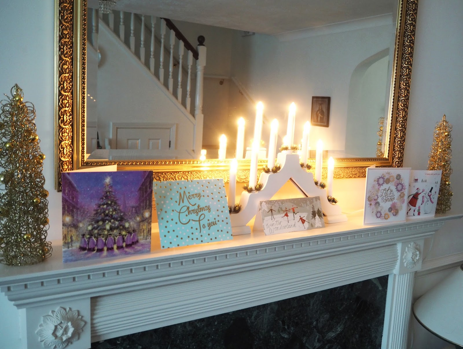 Christmas Decorations: Christmas Day 2015 | Katie Kirk Loves