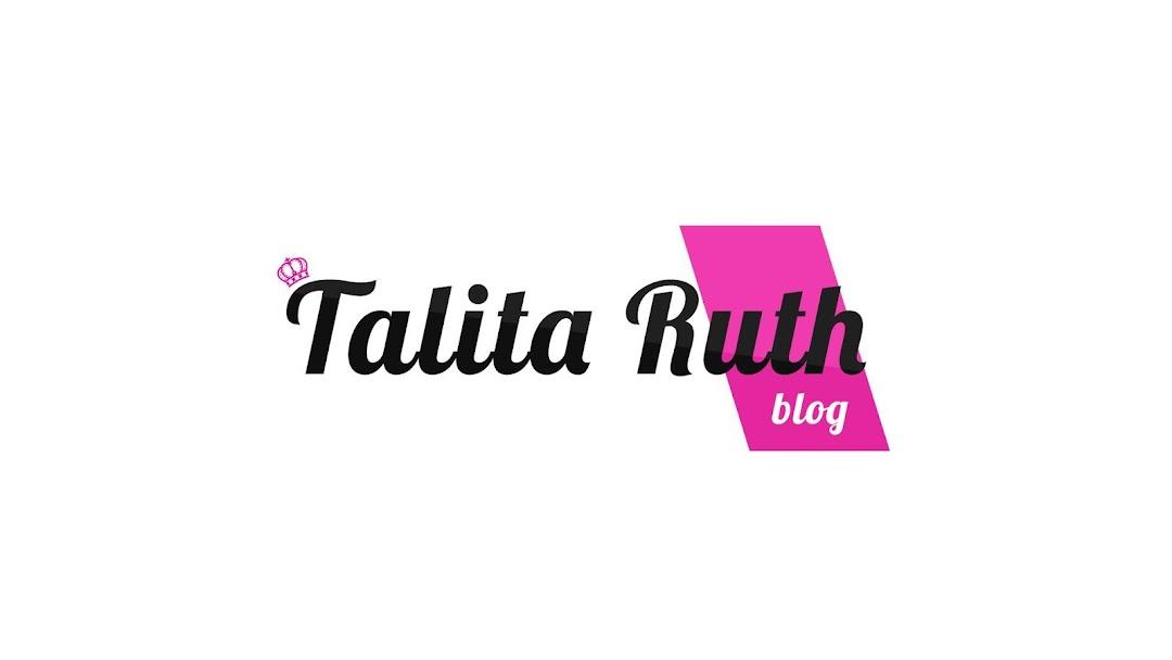 Blog Talita Ruth
