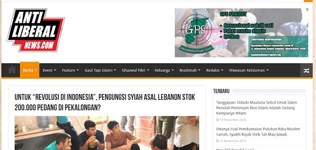 Logika Konyol '' 5 Tahun Lagi Indonesia Jadi Negara Syi'ah dengan 200 Ribu Pedang ''