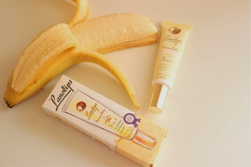 Lanolips Banana 3 in 1 Balm