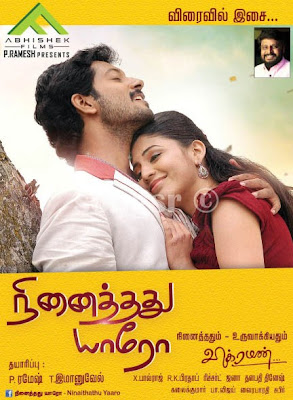 Ninaithathu Yaroo Tamil Movie Mp3 Songs Free Download-2013
