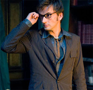 David Tennant the doctor