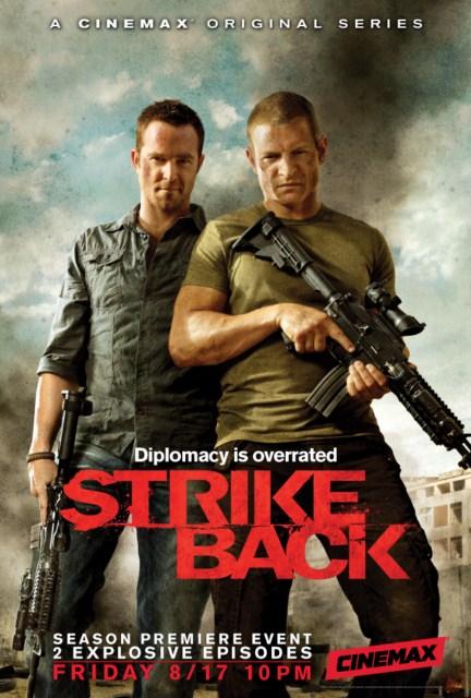 Trả Đũa 1 - Strike Back 1