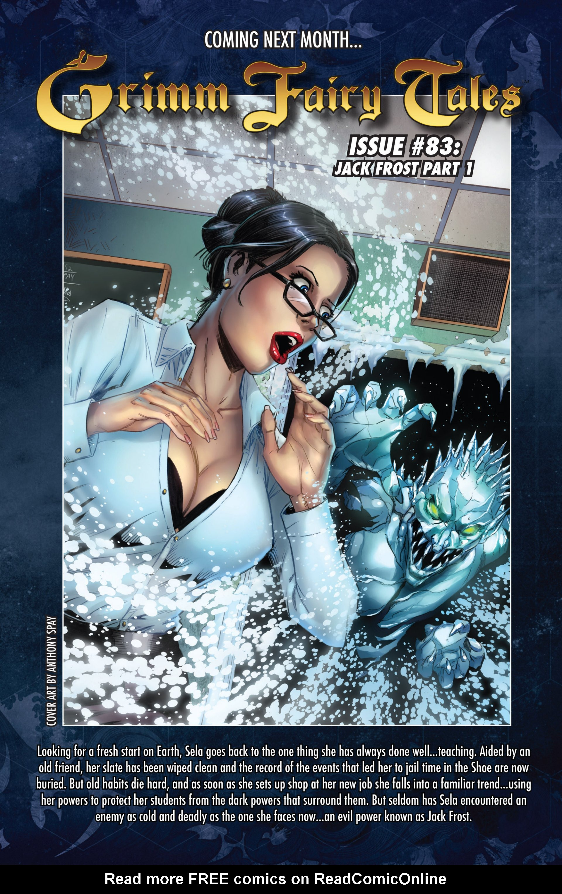 Grimm Fairy Tales (2005) Issue #82 #85 - English 25