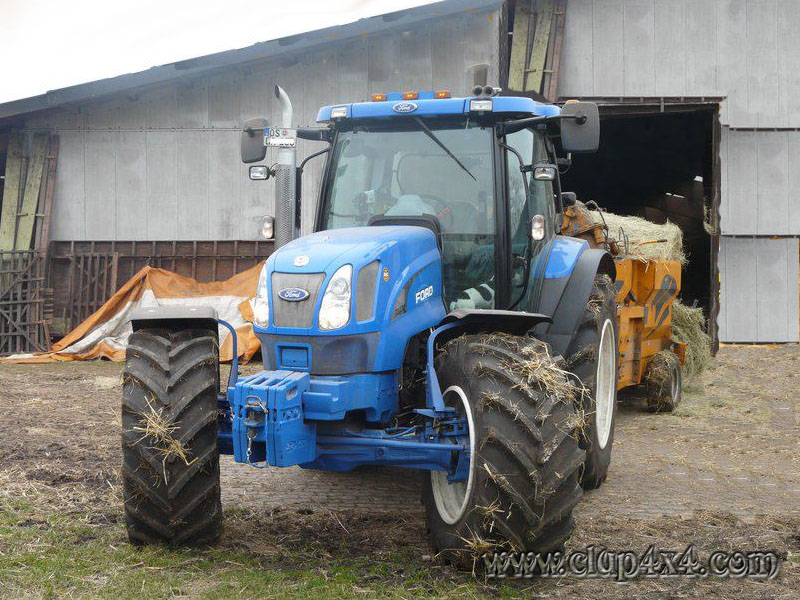 Ford Farm Tractors : Tractors farm machinery ford t