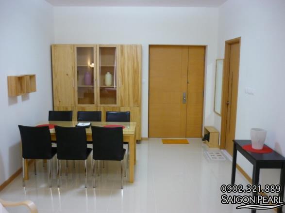 Cho thuê căn hộ 90m2 tại Sapphire 1 | bàn ăn